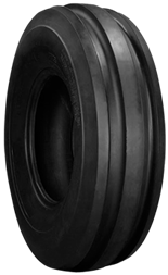 F2 4 Rib Tires